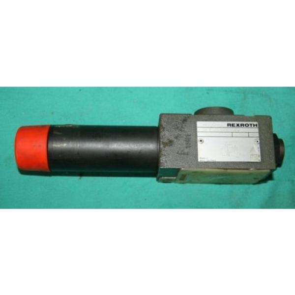 Rexroth DR 6 DP1-53/50Y pressure reducing valve bosch #4 image