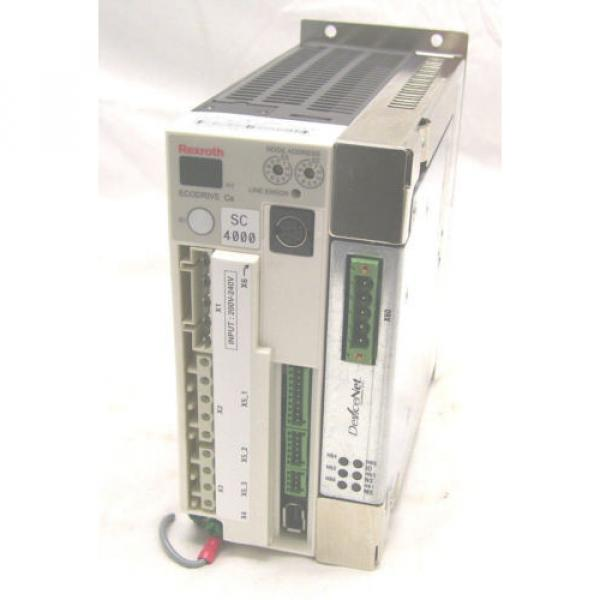 INDRAMAT France Mexico REXROTH  DRIVE CONTROLLER  DKC10.3-012-3-MGP-01VRS   60 Day Warranty! #1 image