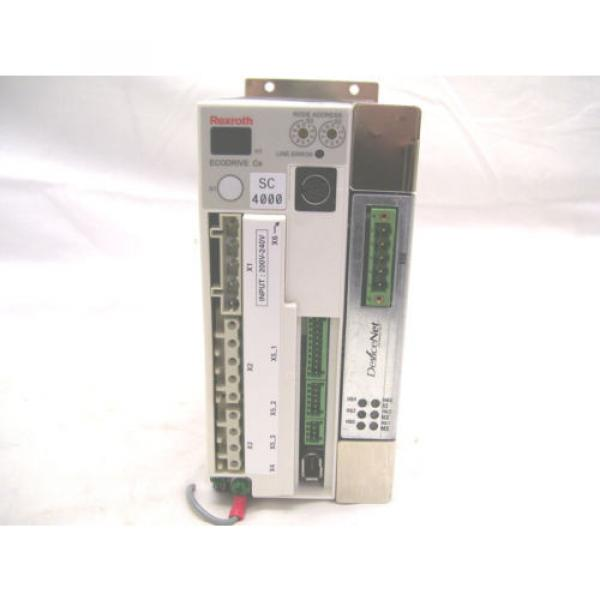 INDRAMAT France Mexico REXROTH  DRIVE CONTROLLER  DKC10.3-012-3-MGP-01VRS   60 Day Warranty! #2 image