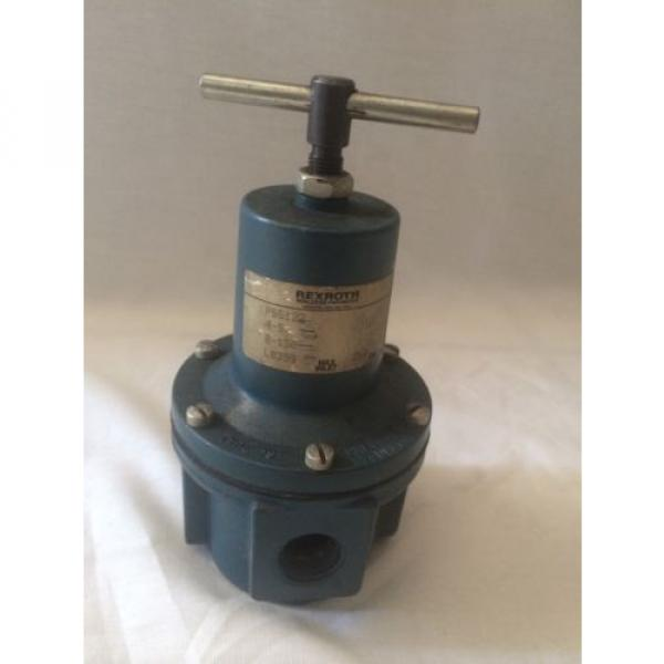 REXROTH Italy Greece P55122 RELAY VALVE MOD: 4S, 0-150, 250PSI #1 image