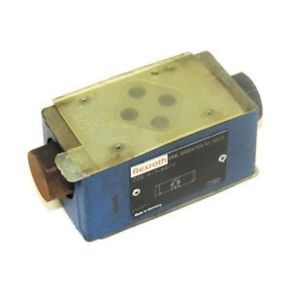REXROTH Z2S-6-1-64/V HYDRAULIC CHECK VALVE R900347504 Z2S6164V #1 image
