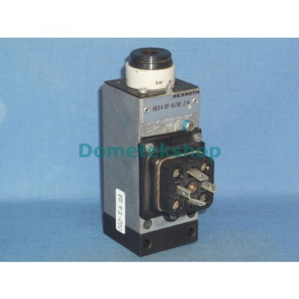 Rexroth USA Russia HED40P16/50Z14 Solenoid Valve #2 image