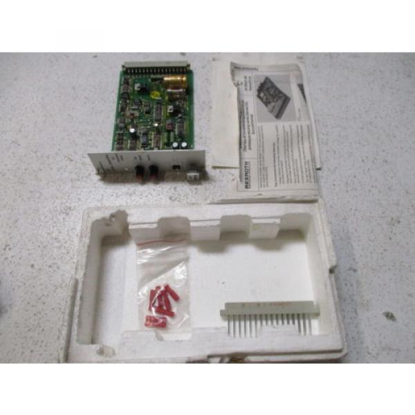 REXROTH Russia Italy VT2010S47/2 AMPLIFIER BOARD *NEW IN BOX* #3 image