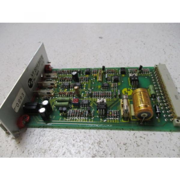 REXROTH Russia Italy VT2010S47/2 AMPLIFIER BOARD *NEW IN BOX* #5 image