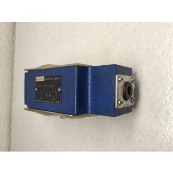 Rexroth India Japan Z2FS-10-5-33/V D05 Hydraulic Dual Flow Valve (B49) #3 image