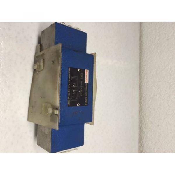 Rexroth India Japan Z2FS-10-5-33/V D05 Hydraulic Dual Flow Valve (B49) #4 image