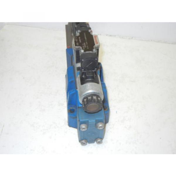 REXROTH 4WRTE16W6200L-41/6EG24K31A5M USED VALVE R901005135 fd 39127 #6 image