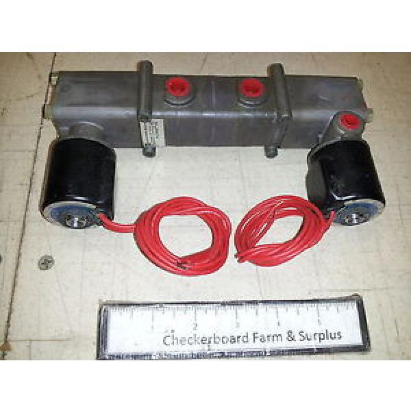 NOS Egypt Canada Bosch Rexroth Linear Control Valve P55410 532926 P2 Fire Truck 4820000832361 #1 image