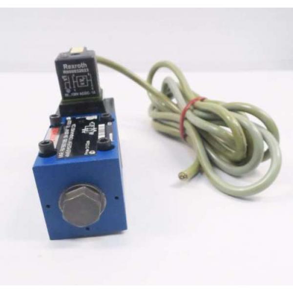 REXROTH 4WE6Y62/EW110N9K4/V/62 120V-AC SOLENOID HYDRAULIC VALVE D549964 #3 image