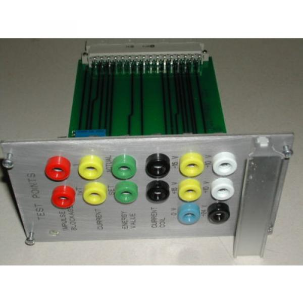 Process Russia Greece Equipment Co Test Points  Control Board Used Nice Rexroth (C42) #1 image