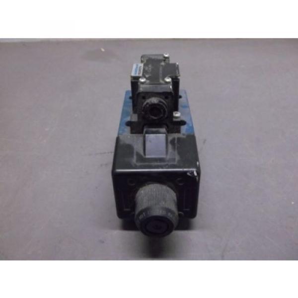 Rexroth France Egypt 4WE10C40/CW11ON9DA Hydraulic Valve #3 image