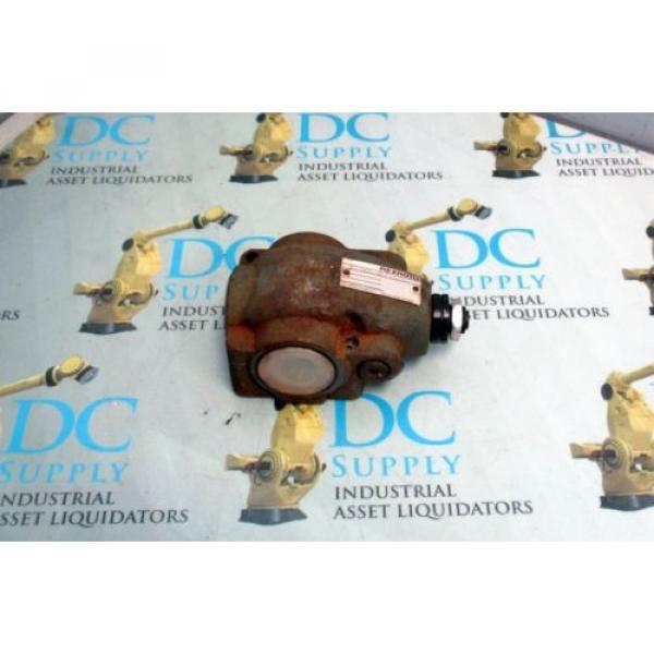REXROTH DR20G5-42/200YMV/12 HYDRAULIC PRESSURE REDUCING VALVE #1 image