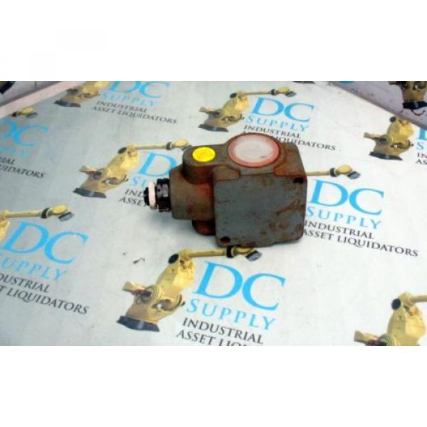 REXROTH DR20G5-42/200YMV/12 HYDRAULIC PRESSURE REDUCING VALVE #4 image