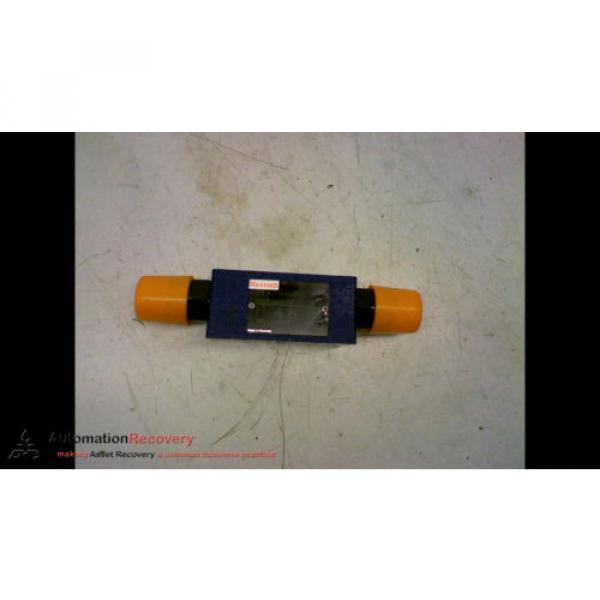 REXROTH Z2FS 6-2-44/2QV FLOW CONTROL VALVE #167098 #3 image