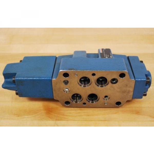 Rexroth 4WRZE16W6-150-70 Main Valve 4WRZE16W6-150-70/6EG24N9ETK31/A1D3M - USED #4 image