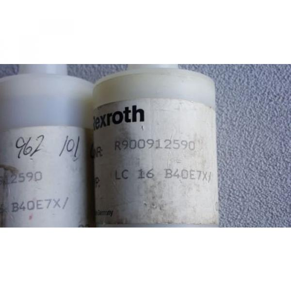Rexroth Russia India Hydraulics Logic Valve LC 16 B05E7X  ( Lots of 2 ) #2 image