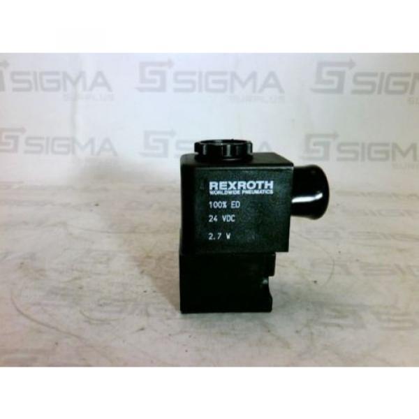 Rexroth R432015469 Solenoid Ceram Valve 24VDC #1 image