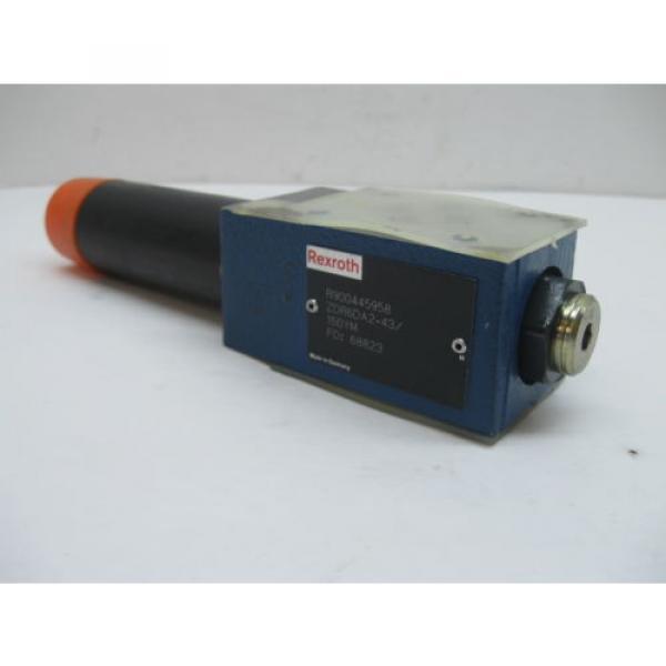 Rexroth ZDR6DA2-43/150YM Pressure Reducing Hydraulic Valve origin #1 image
