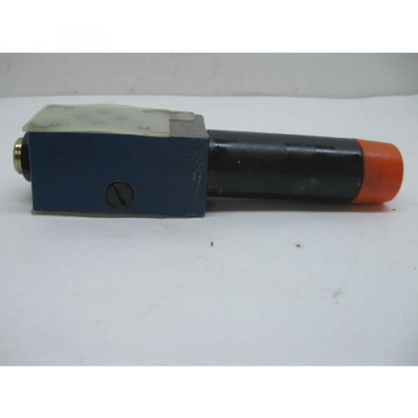 Rexroth ZDR6DA2-43/150YM Pressure Reducing Hydraulic Valve origin #4 image
