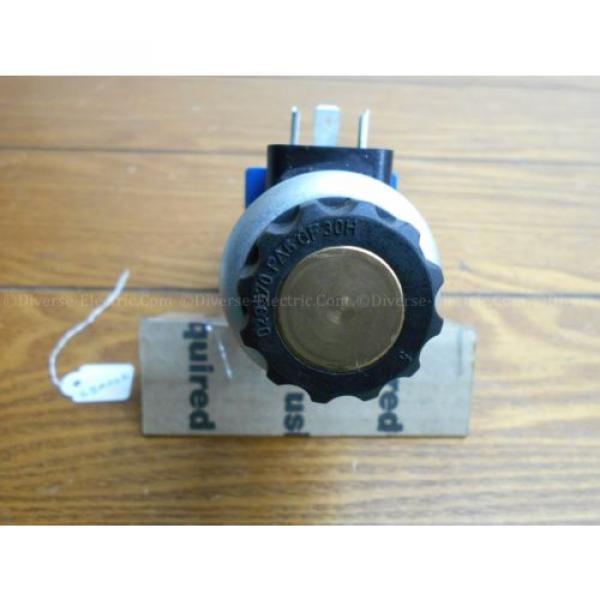 Bosch Rexroth R900738483 4WE 6 D62/EG24K4 SO293 Valve w/ R900221884 Solenoid 24V #6 image