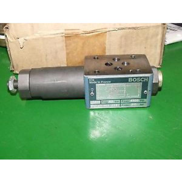REXROTH BOSCH 0-811-150-233 Pressure reducing valve 3000 psi DO3 0811150233 #1 image