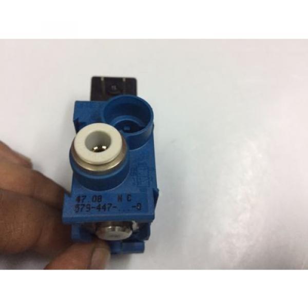 5794470220 India Italy AVENTICS Rexroth Pneumatic Valve  V579-3/2NC-DA06-024DC-04-EV4-EXT #1 image