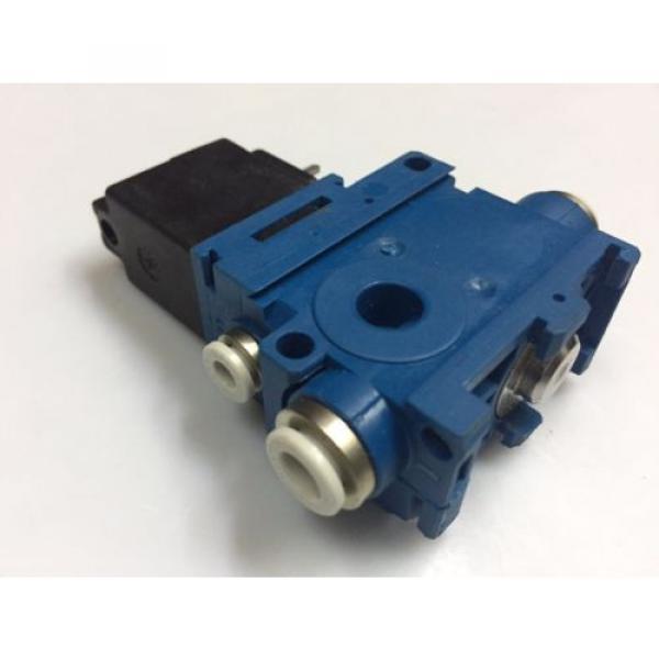 5794470220 India Italy AVENTICS Rexroth Pneumatic Valve  V579-3/2NC-DA06-024DC-04-EV4-EXT #3 image