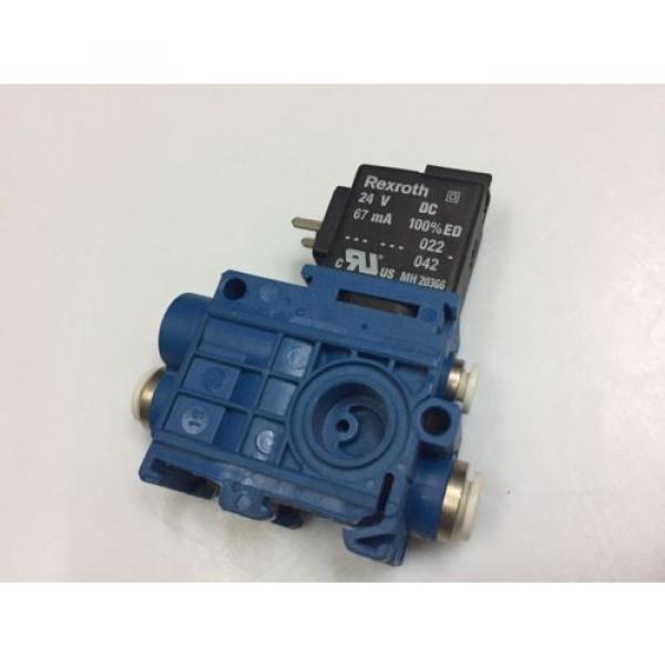 5794470220 India Italy AVENTICS Rexroth Pneumatic Valve  V579-3/2NC-DA06-024DC-04-EV4-EXT #5 image