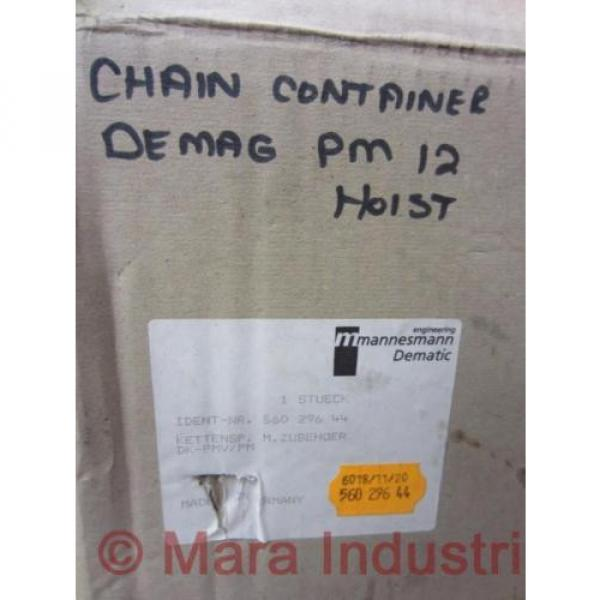 Mannesmann Australia Germany Rexroth 560 296 44 Chain Container Demag #7 image