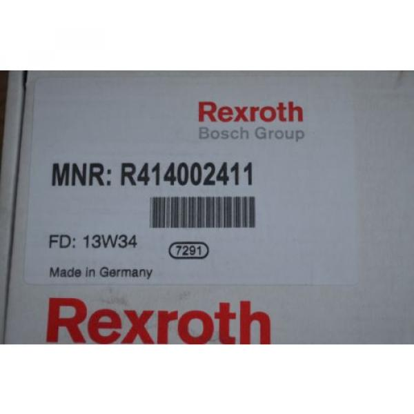 BOSCH REXROTH PNEUMATICS ED02 - Proportional valve  R414002411 origin With Warranty #1 image