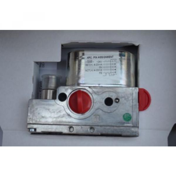 BOSCH REXROTH PNEUMATICS ED02 - Proportional valve  R414002411 origin With Warranty #2 image