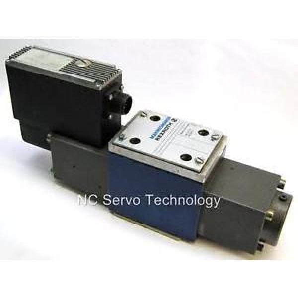 Rexroth 4WRSE10V80-31/G24K0/A1VR Proportional Valve Rebuilt w/Warranty #1 image