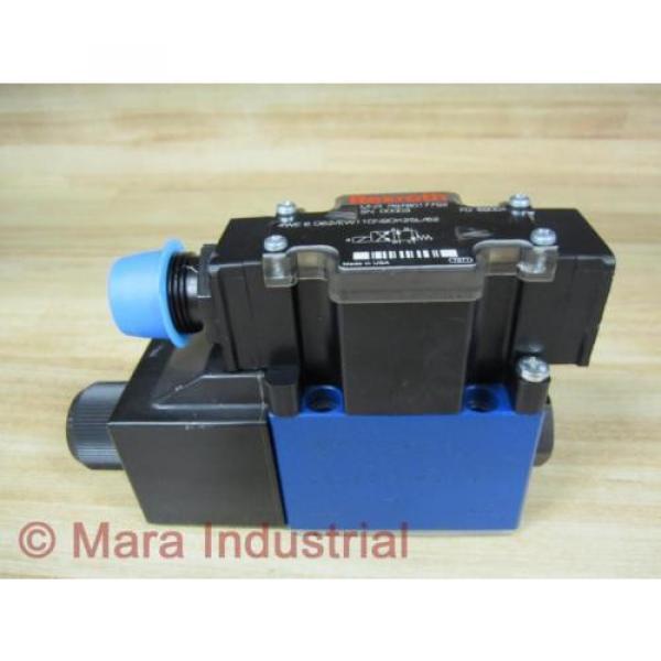 Rexroth Canada china Bosch R978017792 Valve 4WE 6 D62/EW110N9DK25L/62 - New No Box #1 image