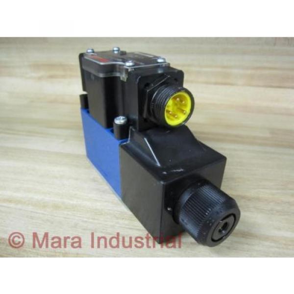 Rexroth Canada china Bosch R978017792 Valve 4WE 6 D62/EW110N9DK25L/62 - New No Box #4 image