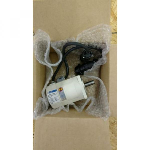 REXROTH Mexico Japan INDRAMAT SERVO MOTOR MMD022A-030-EGO-CN *NEW FACTORY SEAL* #3 image