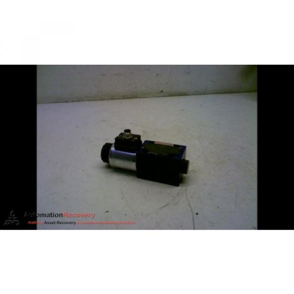 REXROTH 4WE 6 D62/EG24N9K72L HYDRAULIC VALVE PMAX= 350BAR #167155 #1 image