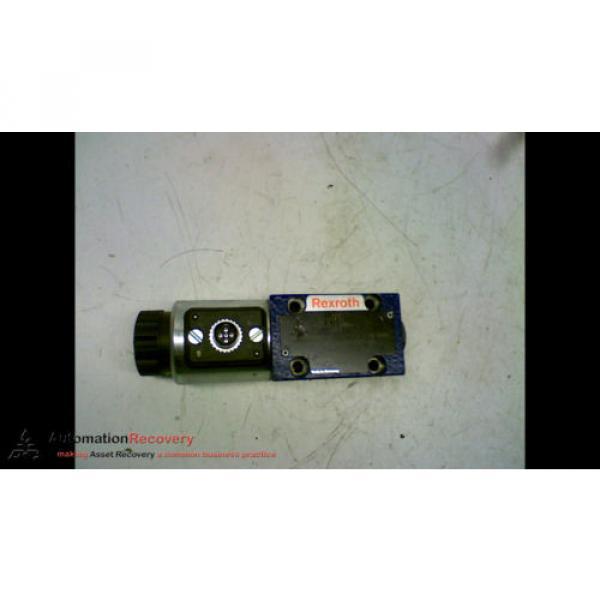 REXROTH 4WE 6 D62/EG24N9K72L HYDRAULIC VALVE PMAX= 350BAR #167155 #2 image