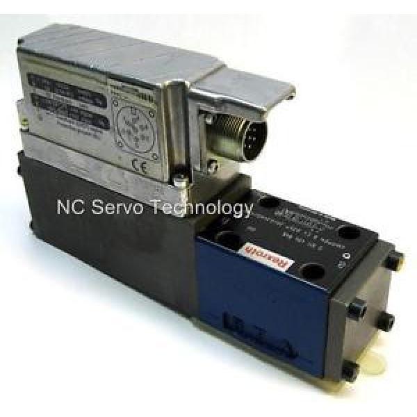 New Singapore India Bosch Rexroth 0811-404-646 4WRPEH6C4B25P-2X/G24K0/A1M Prop Valve w/Warranty #1 image