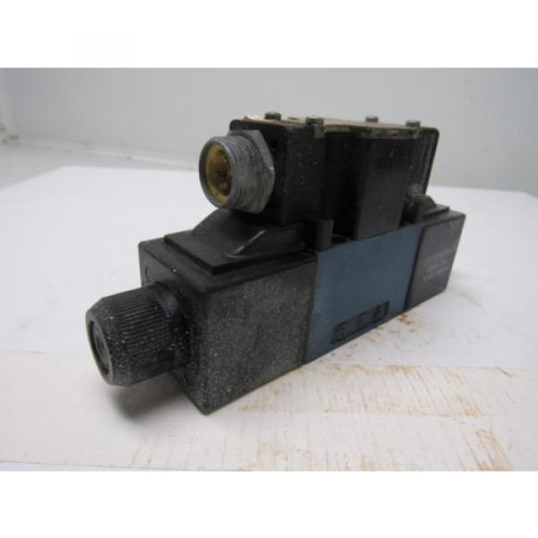 Mannesmann Rexroth 4WE6D61/EW110N Double Solenoid Operated Directional Valve #5 image