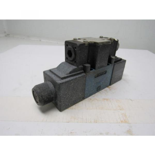 Mannesmann Rexroth 4WE6D61/EW110N Double Solenoid Operated Directional Valve #6 image