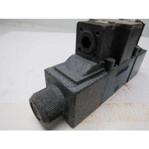 Mannesmann Rexroth 4WE6D61/EW110N Double Solenoid Operated Directional Valve #7 image
