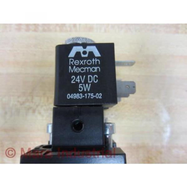 Rexroth India Korea Bosch 5811420000 Valve R402002295 - New No Box #2 image