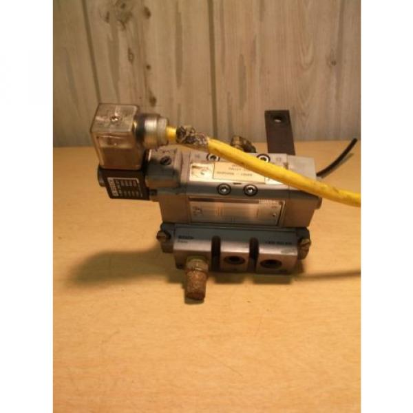 Bosch 0 820 024 128 Rexroth Valve Assembly 1B24210 221 FREE SHIPPING #1 image