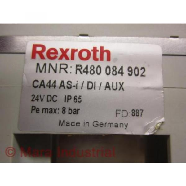 Rexroth USA France R480 084 902 Valve - New No Box #6 image