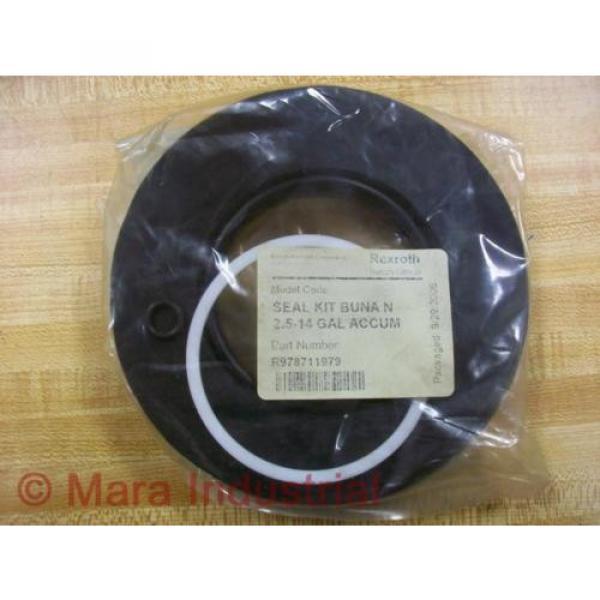 Rexroth Japan Egypt Bosch Group R978711979 Seal Kit #2 image