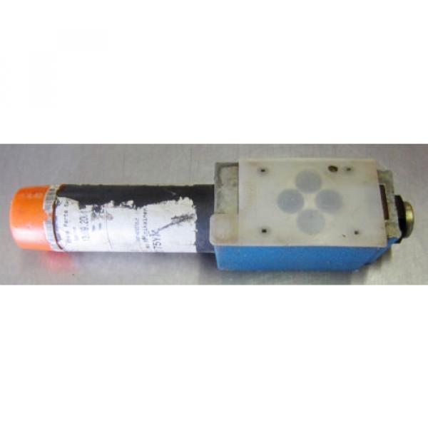 Rexroth ZDR-6-DP2-43/75YM Hydraulic Valve ZDR6DP2-43/75YM #4 image
