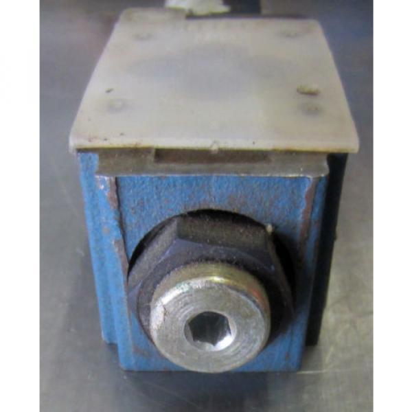 Rexroth ZDR-6-DP2-43/75YM Hydraulic Valve ZDR6DP2-43/75YM #5 image