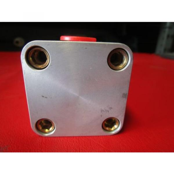 """Rexroth Mexico India TM-813000-03040, 1-1/2x4 Task Master Cylinder, R432022134, 1-1/2"""" Bore #6 image"""