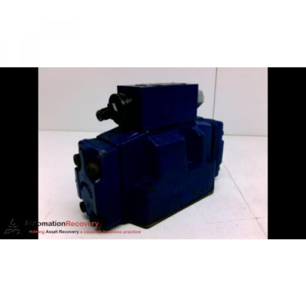 REXROTH R900918500 HYDRAULIC VALVE, SEE DESC #2 image
