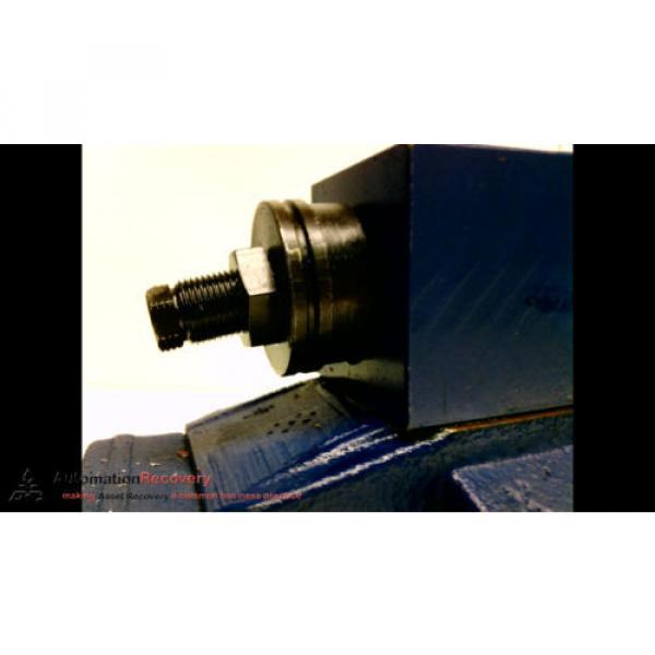 REXROTH R900918500 HYDRAULIC VALVE, SEE DESC #3 image